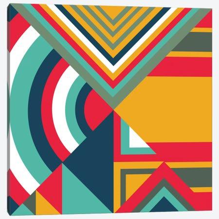 Tribal I Canvas Print #PAZ87} by Susana Paz Canvas Print