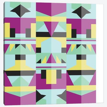 Tribal IV Canvas Print #PAZ90} by Susana Paz Art Print