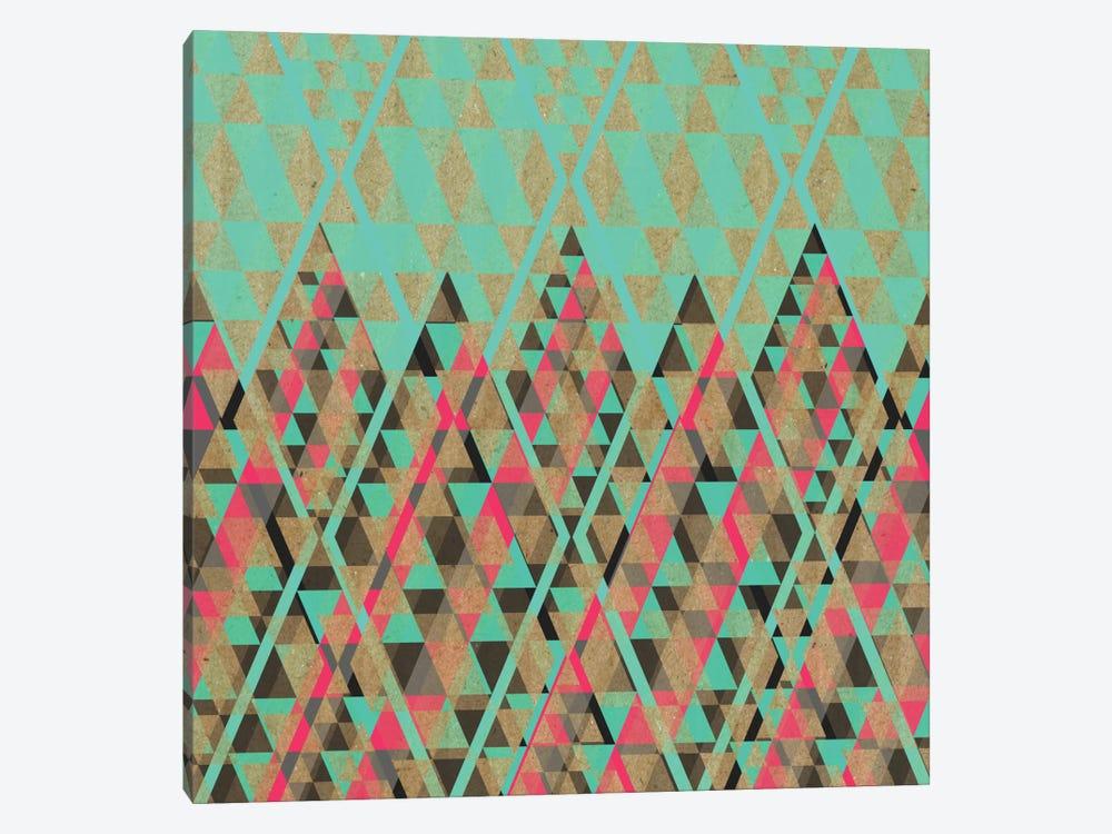 Tribal VII by Susana Paz 1-piece Canvas Print