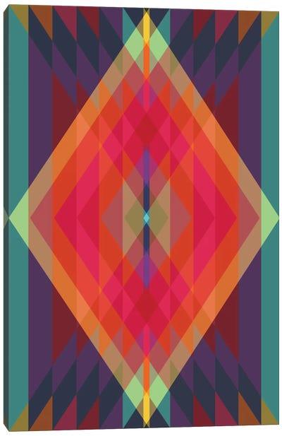 Tribal VIII Canvas Print #PAZ92