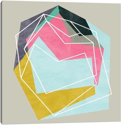 Fill & Stroke I Canvas Art Print