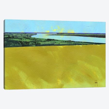 Crouch Valley Canvas Print #PBA11} by Paul Bailey Canvas Artwork