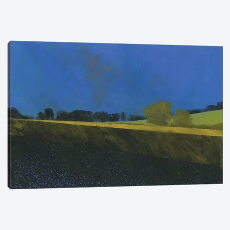 Dark Earth Canvas Print #PBA17} by Paul Bailey Art Print
