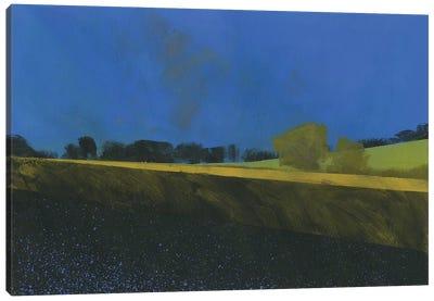 Dark Earth Canvas Art Print