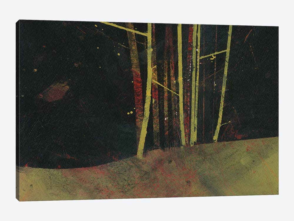 Into The Dark Wood by Paul Bailey 1-piece Art Print