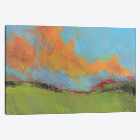 Last of Light Canvas Print #PBA33} by Paul Bailey Canvas Art