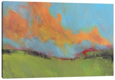 Last of Light Canvas Art Print