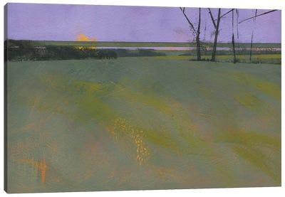 Millfields Canvas Art Print
