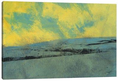 Pale Morning Light Canvas Art Print