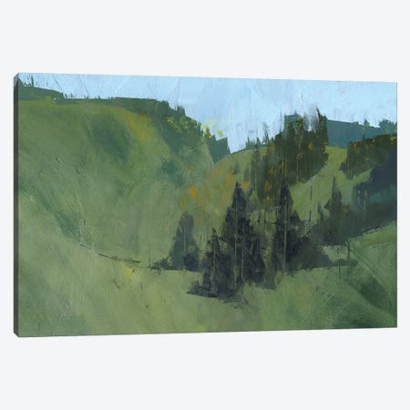 Radnor Walk Canvas Print #PBA37} by Paul Bailey Art Print