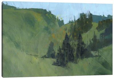 Radnor Walk Canvas Art Print