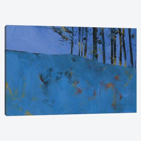 Token Trees Canvas Print #PBA41} by Paul Bailey Art Print