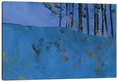 Token Trees Canvas Art Print
