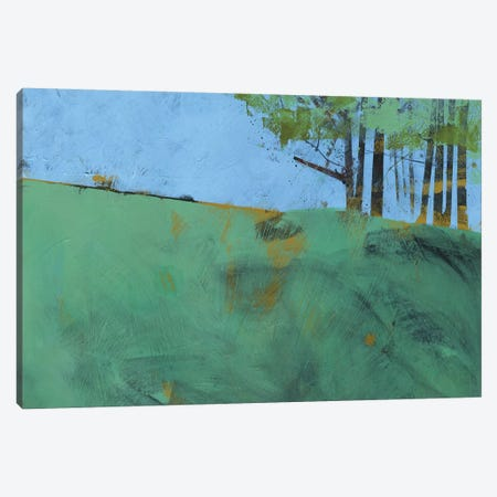 Token Trees Three Canvas Print #PBA42} by Paul Bailey Canvas Art Print