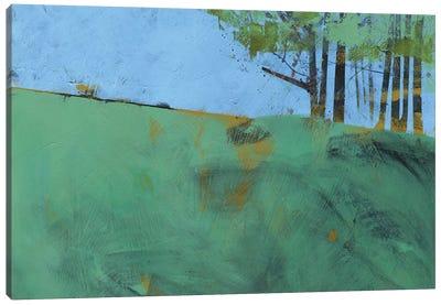 Token Trees Three Canvas Art Print