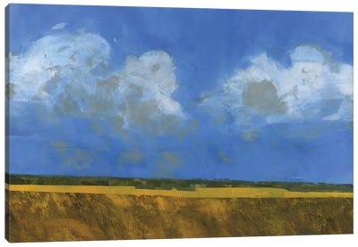 Warm Autumn Canvas Art Print