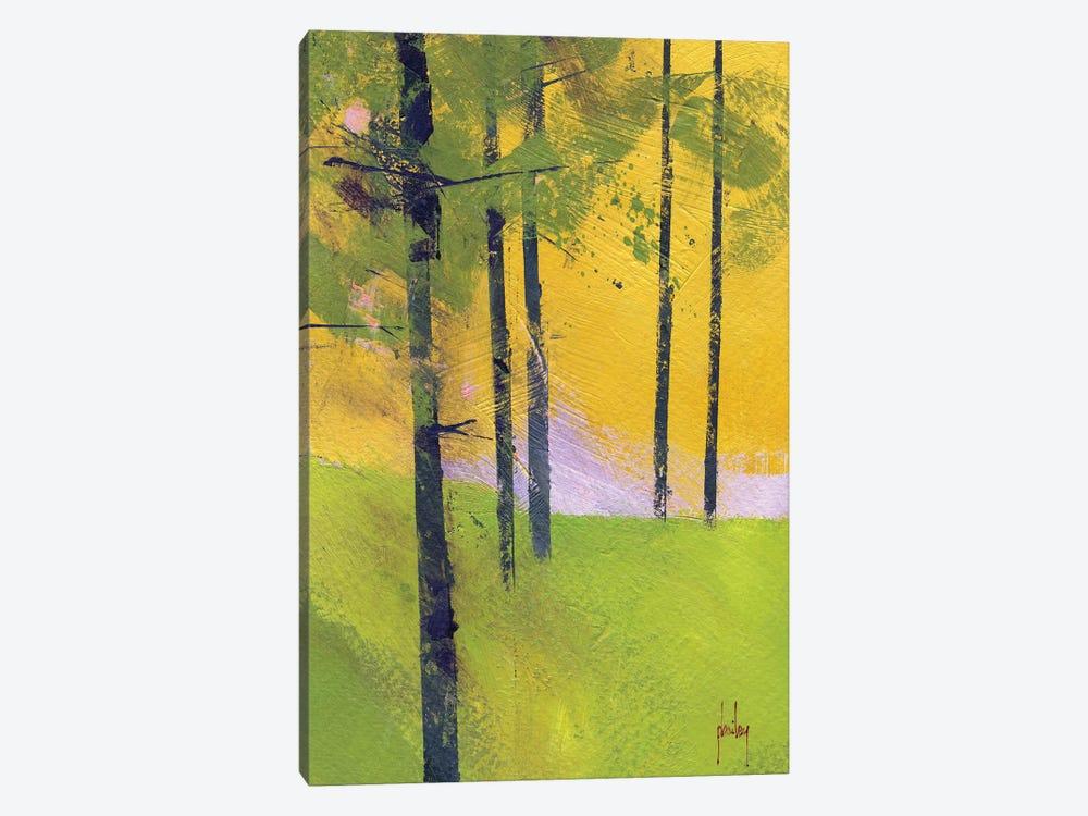 Simple Spruce by Paul Bailey 1-piece Canvas Artwork