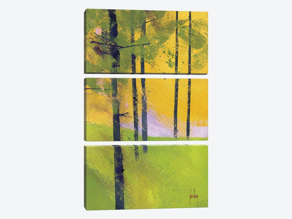 Simple Spruce 3-piece Canvas Wall Art