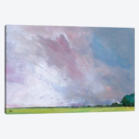 Sky Six Temperance Canvas Print #PBA6} by Paul Bailey Canvas Artwork