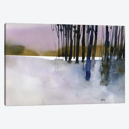 Standing By Canvas Print #PBA7} by Paul Bailey Canvas Art
