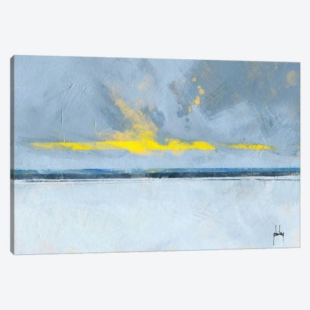 Winter Solace Canvas Print #PBA9} by Paul Bailey Canvas Art Print