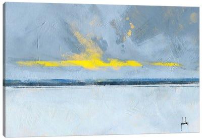 Winter Solace Canvas Art Print