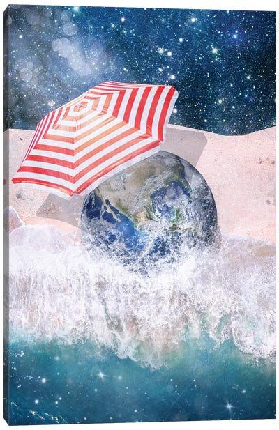 Earth's Dream Canvas Art Print