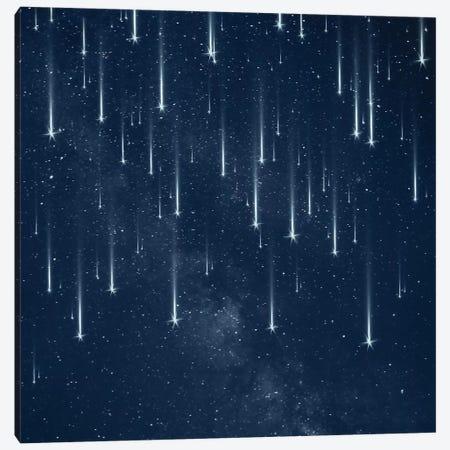 Falling Stars Canvas Print #PBF11} by Paula Belle Flores Canvas Art Print