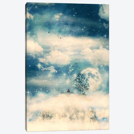 I Know A Place Canvas Print #PBF13} by Paula Belle Flores Canvas Print