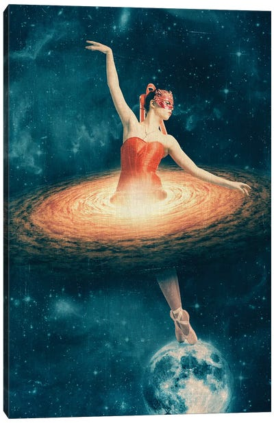 Prima Ballerina Assoluta Canvas Art Print