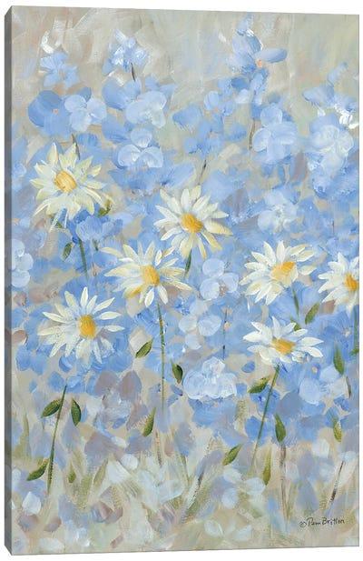 Garden of Joy Canvas Art Print