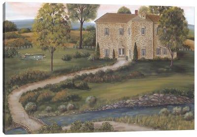The Inn Canvas Art Print