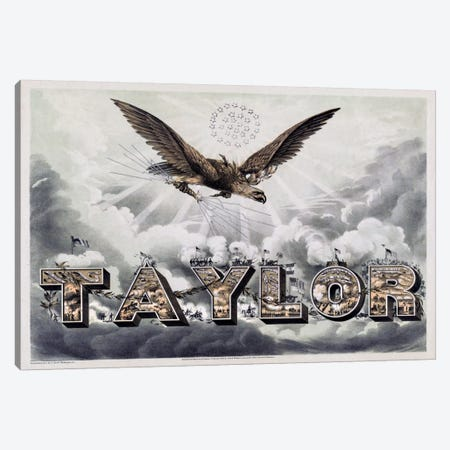 Taylor's Victories Canvas Print #PCA114} by Print Collection Canvas Wall Art