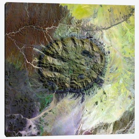 Brandberg Massif, Namibia Canvas Print #PCA168} by Print Collection Canvas Wall Art