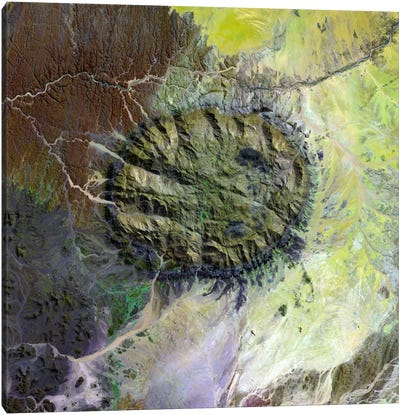 Brandberg Massif, Namibia Canvas Art Print