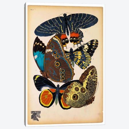 Butterflies Plate 10, E.A. Seguy Canvas Print #PCA171} by E.A. Séguy Canvas Art Print