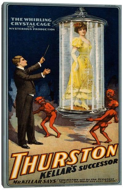 Thurston Kellar's Successor Canvas Art Print