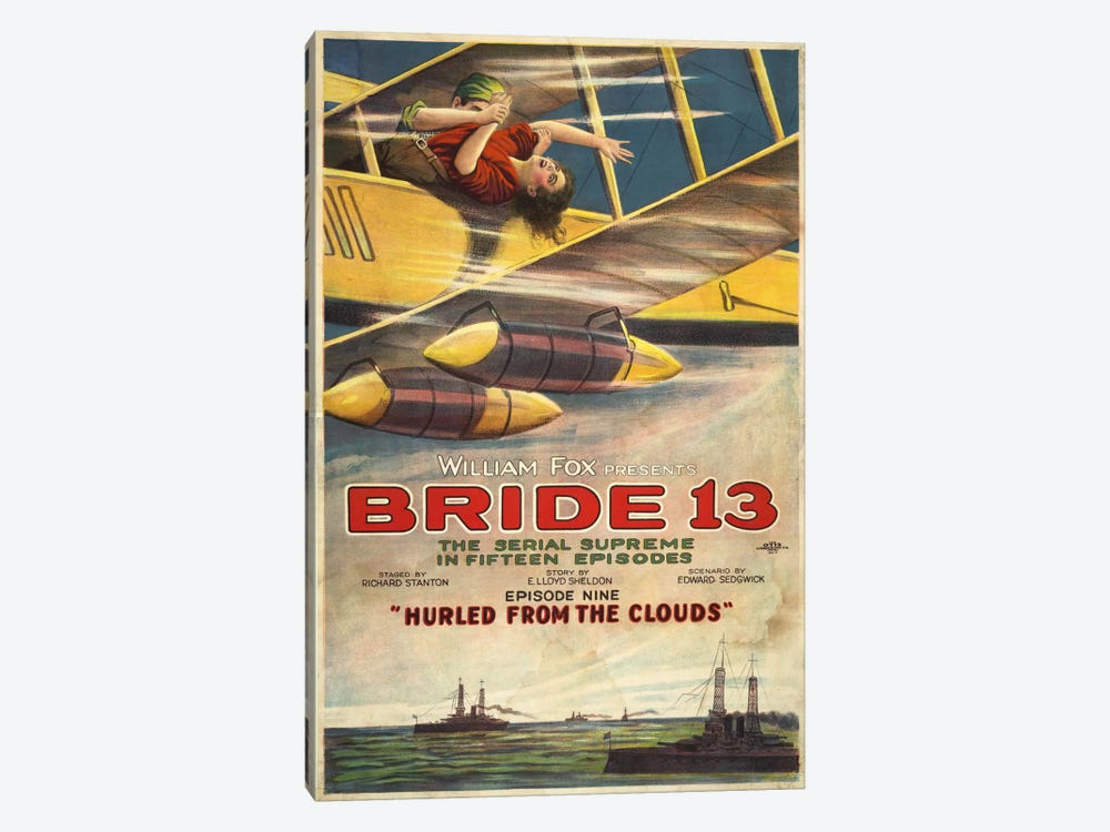 Bride 13, The Movie by Print Collection 1-piece Canvas Art Print