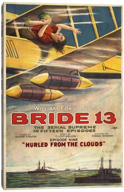 Bride 13, The Movie Canvas Art Print
