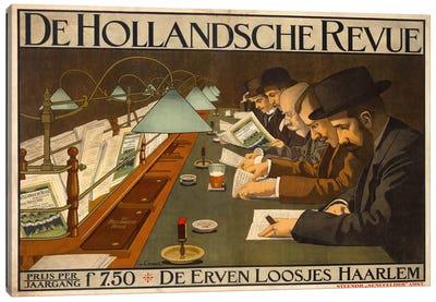 De Hollandsche Revue Canvas Print #PCA322