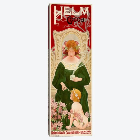 Helm Cocoa, Holland Canvas Print #PCA339} by Print Collection Art Print