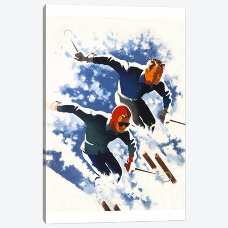 Jantzen by Binder Canvas Print #PCA345} by Print Collection Canvas Print