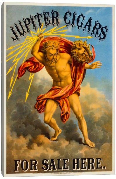 Jupiter Cigars For Sale Here Canvas Print #PCA348