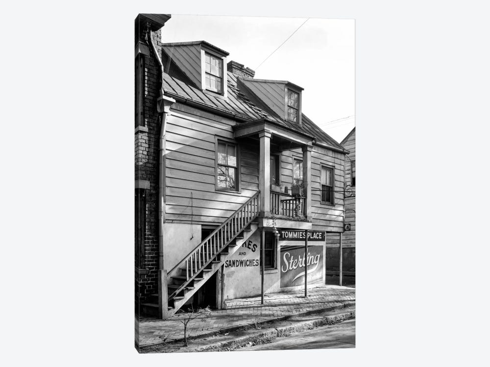38 Price Street by Print Collection 1-piece Canvas Wall Art