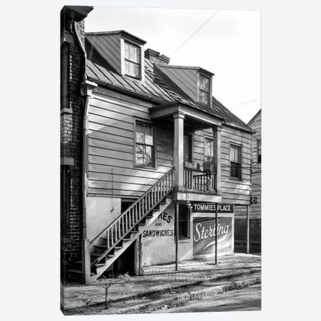 38 Price Street Canvas Print #PCA402} by Print Collection Art Print