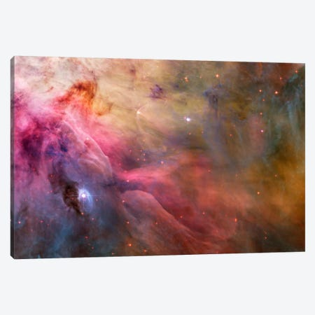 Abstract Art Found in the Orion Nebula Canvas Print #PCA419} by Print Collection Canvas Wall Art
