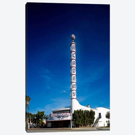 Academy Theatre in Inglewood Canvas Print #PCA420} by Print Collection Canvas Print