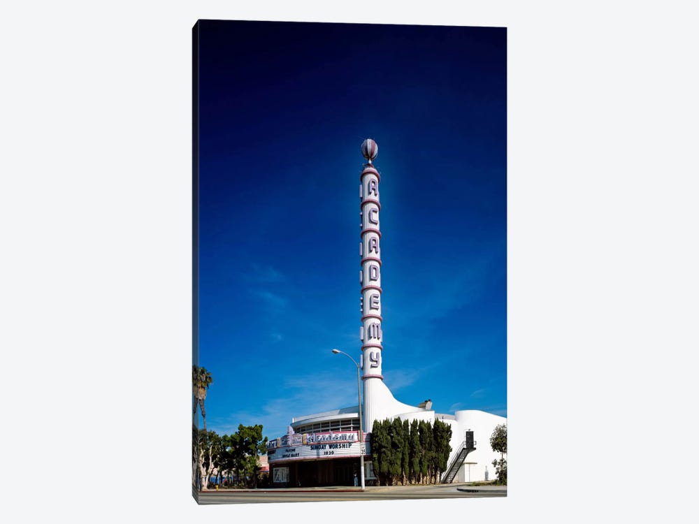 Academy Theatre in Inglewood by Print Collection 1-piece Canvas Wall Art