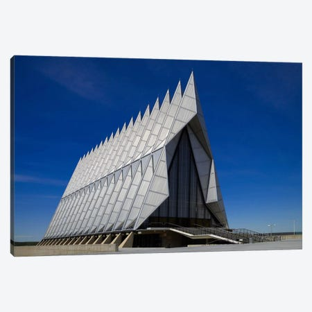 Air Force Academy Cadet Chapel, Colorado Springs Canvas Print #PCA427} by Print Collection Canvas Art