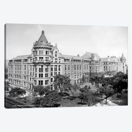 American Museum of Natural History, New York, N.Y. Canvas Print #PCA437} by Print Collection Canvas Print